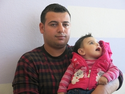 Suar and his daughter