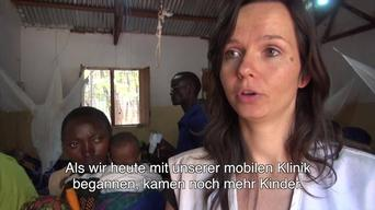 GERMAN VERSION - Working to Treat Malnourished Burundi Refugees in Tanzania