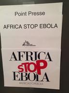 Artists' #AfricaStopEbola