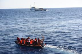 Bourbon Argos MSF rescue (19 June 2015)