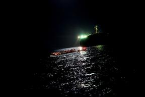 MSF Mediterranean Search and Rescue Operation I: Second Rescue