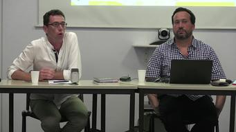 VIDEO : Conférence du CRASH Eyal Weizman, Forensic Architecture at work (02/07/2015) - 01 - Introduction (ENG)