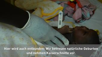 Kenya: Mrima maternity in Likoni - GERMAN