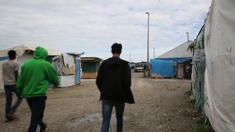 WEBCLIP: Abdullurahman, minor from Sudan, in Calais Jungle (INT)