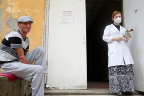 Georgia: DR-TB patients find hope in new treatments