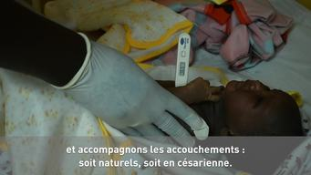 Kenya: Mrima maternity in Likoni - FRENCH