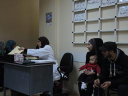 Lebanon - Providing medical care to Syrian refugees in Tripoli