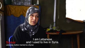 Syrian Refugees in Lebanon: Coping is not an easy task - ENGLISH Version
