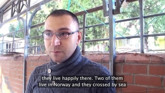ENG Interview with Wissam Houssain Syrian Refugee - MSF Employee