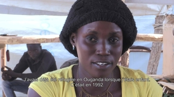 "WEBCLIP: Uganda: ""I wish to go to South Sudan when there is peace"" (FR)"