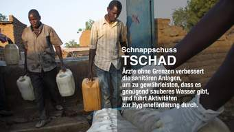 WEBCLIP: CHAD - Hepatitis E and Water Supply (DE)