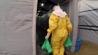 Guinea - An unprecedented Ebola epidemic