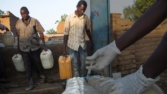 WEBCLIP: CHAD - Hepatitis E and Water Supply (INT)