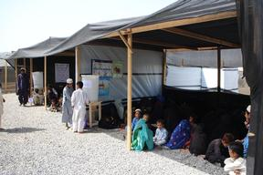 Gulan Camp Khost Province Afghanistan 2014
