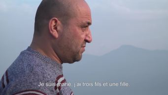 WEBCLIP. Stories from Samos. 37-year old Hassan from Syria (FR)