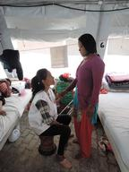 MSF at the Spinal Injury Rehabilitation Centre in Nepal