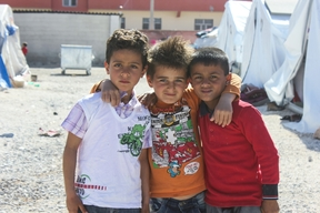 MSF providing health care to Syrian refugees in Turkey
