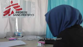 WEBCLIP: Reem's story. Displaced woman from Mosul, Iraq (ENG)