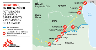 Infographics - Activities Niger (ES)
