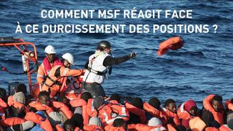 SEARCH AND RESCUE - Bruno Jochum's statement (FR)