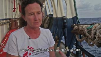 Childbirth on board of Dignity I NL