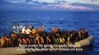 2,000 people rescued | FB FRENCH
