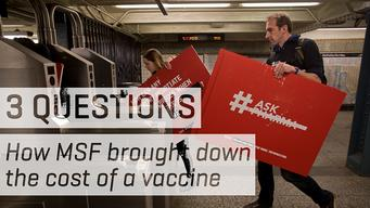 3 Questions: How MSF Brought Down the Price of the Pneumonia Vaccine, INTL