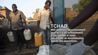 WEBCLIP: CHAD - Hepatitis E and Water Supply (FR)