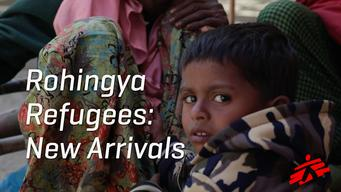 """Today I became a refugee"": Rohingya Continue to Arrive in Bangladesh"
