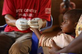 10 years in DRC - MSF CH