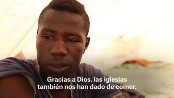 WEBCLIP. Migrant stories French-Italian border - Esterline (SPA)