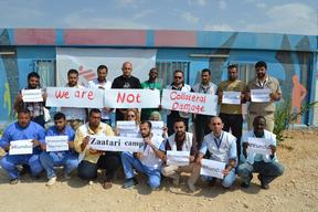MSF Expresses solidarity with Kunduz staff and patients