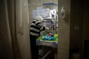 Shatila - MSF Maternity unit