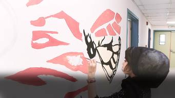 Art Project at the Hospital | Webclip | International