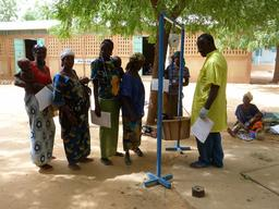 Niger - Therapeutic feeding center in Zinder and Magaria