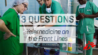 3 Questions: Telemedicine on the Front Lines