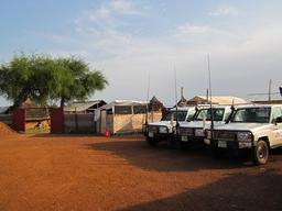 South Sudan - Primary and secondary healthcare in Agok hospital