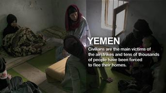 Yemen – The plight of civilians (ENG)