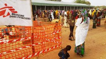 IDP in camps and community - Borno State- Maiduguri city - Nigeria