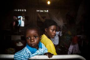 Everyday Emergency: South Kivu - Brendan Bannon - Oct 2013