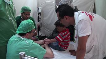 A specialised surgery project in the Gaza Strip