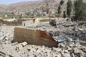 Airstrike on MSF facility in Haydan, YEMEN