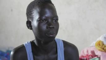 South Sudan - Thousand of people displaced