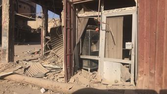 Mosul Destruction Broll