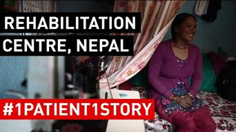 #1PATIENT1STORY | Sushmita, walking back home