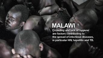 Malawi - In the over-populated prisons (ENG)