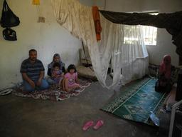 Lebanon - Syrian refugees in the Bekaa valley