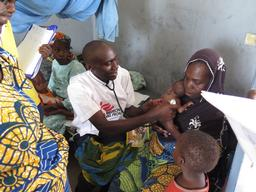 Cameroon- Medical care for people fleeing Boko Haram conflict