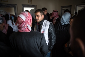 Iraq - Mobile clinic in Tel Afar