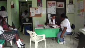 Colombia – Treating tuberculosis